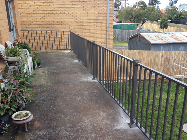 Adonai Steel Balustrade 19