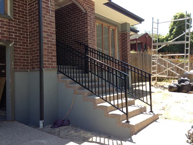 Adonai Steel Balustrade 14