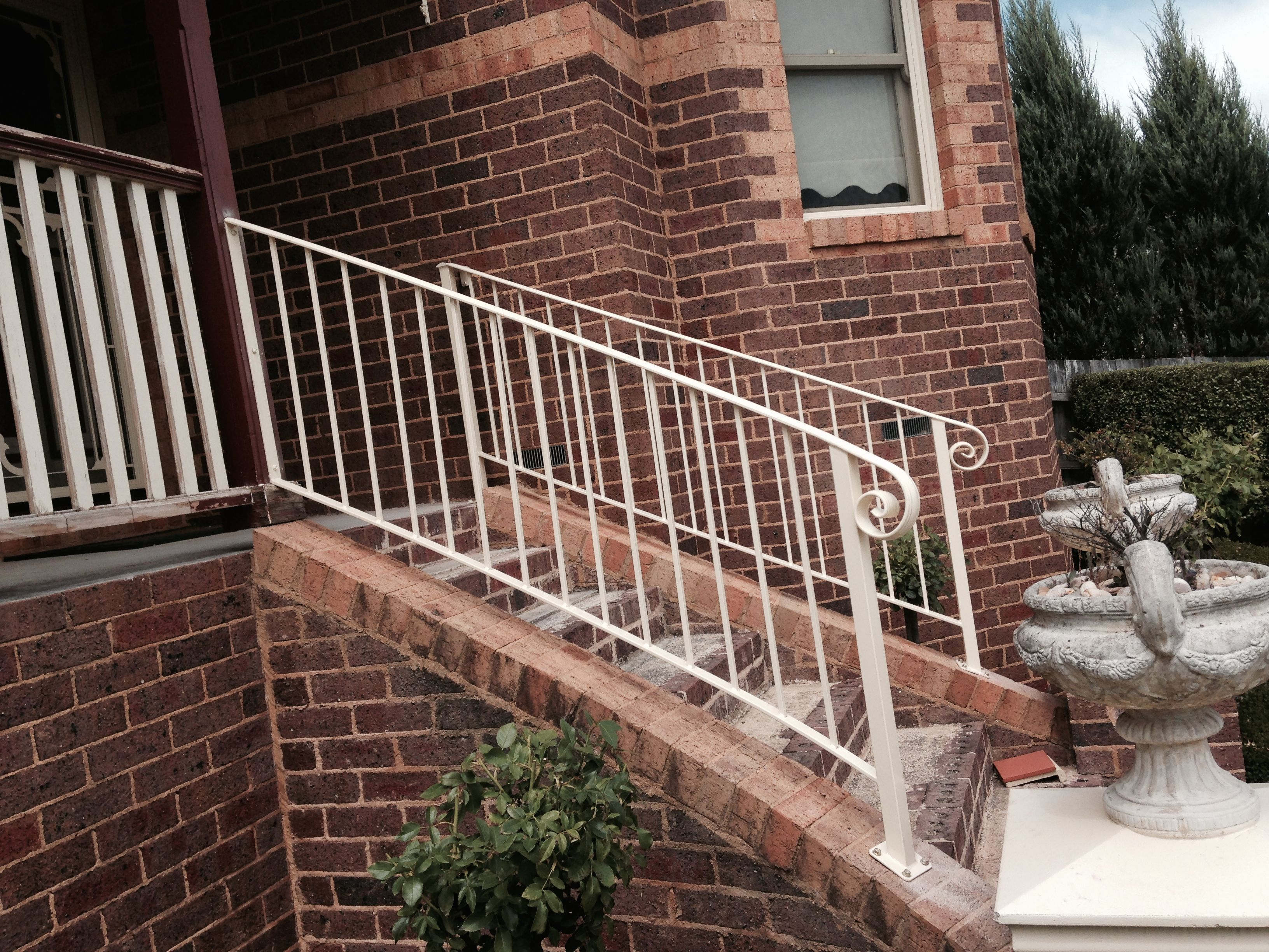 Adonai Steel Balustrade 2