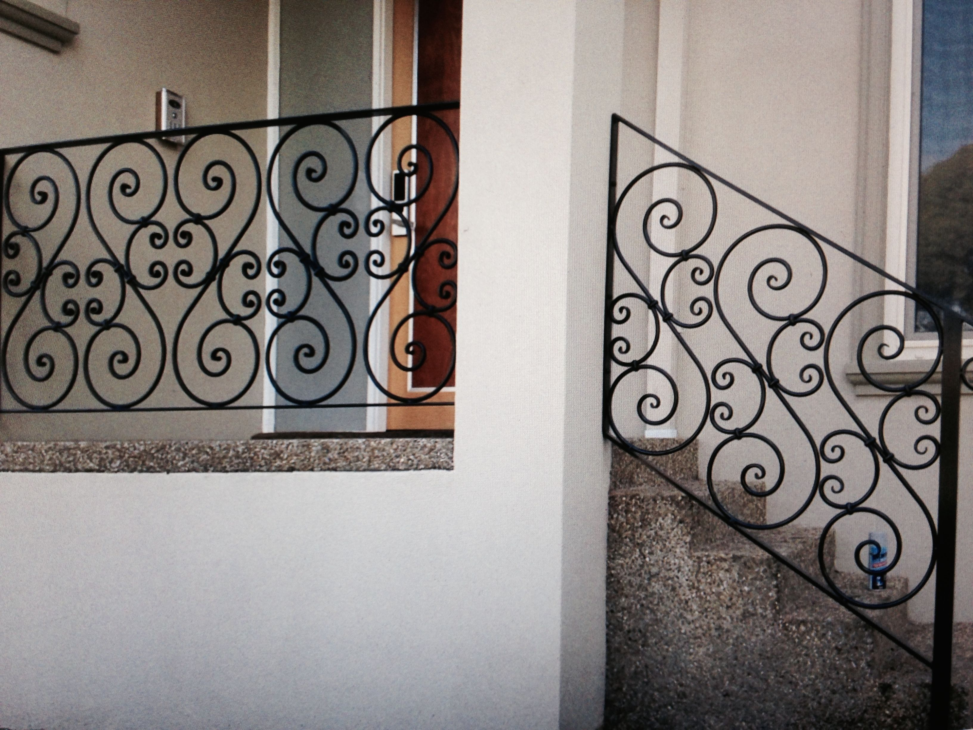 Adonai Steel Balustrade 4