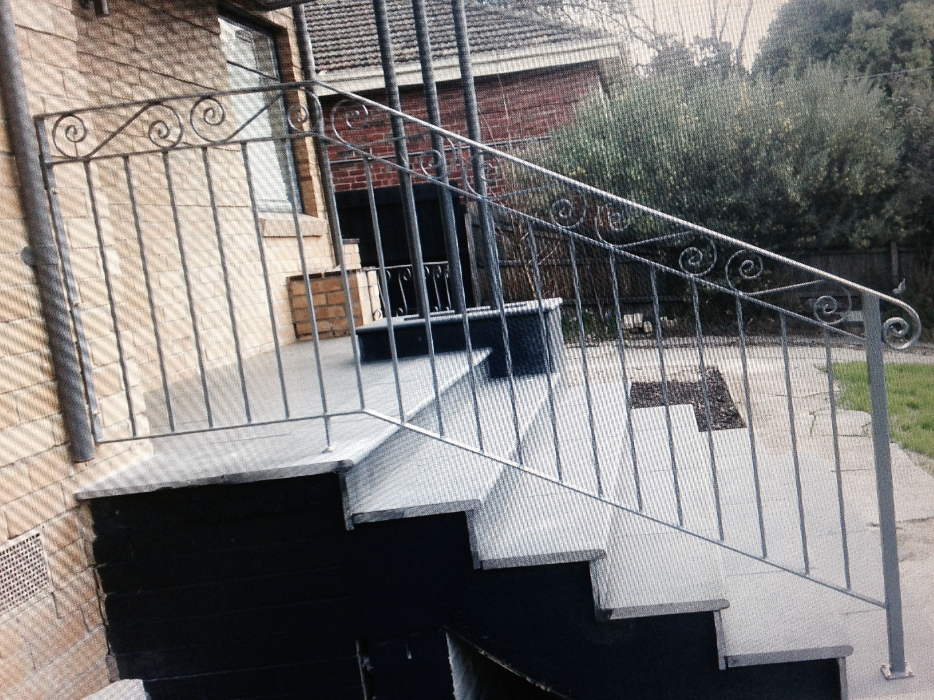 Adonai Steel Balustrade 5