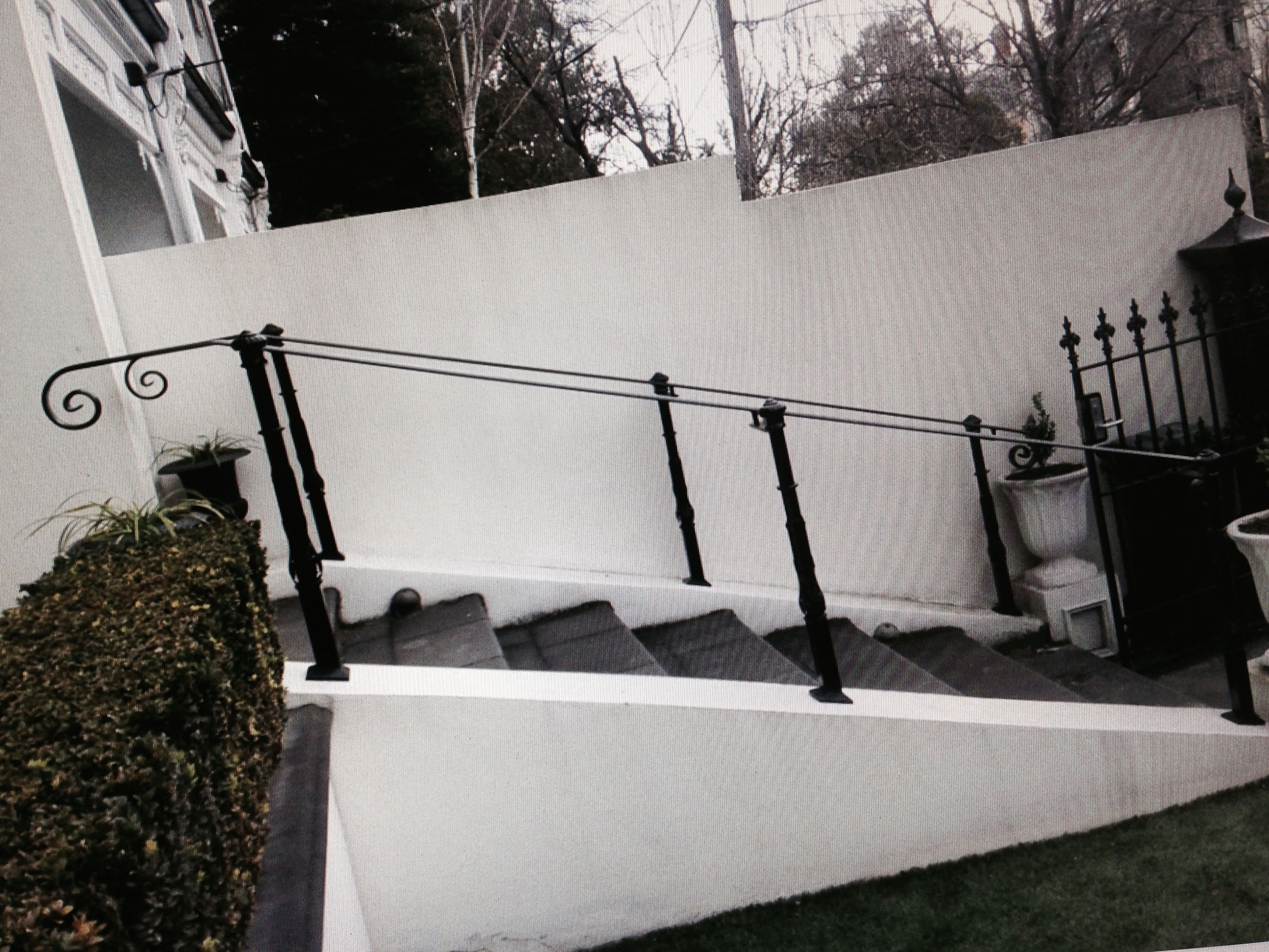 Adonai Steel Balustrade 6