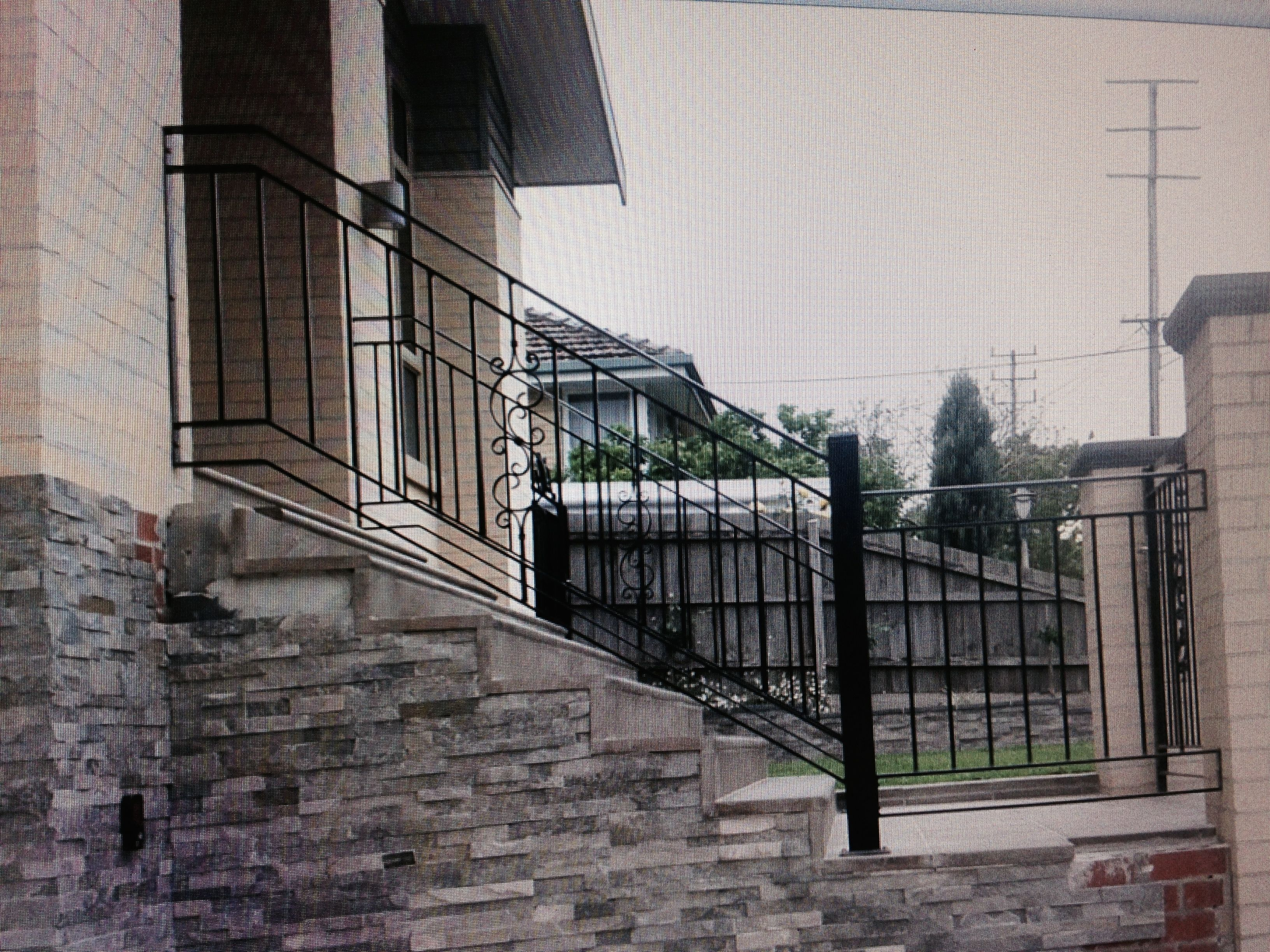 Adonai Steel Balustrade 7