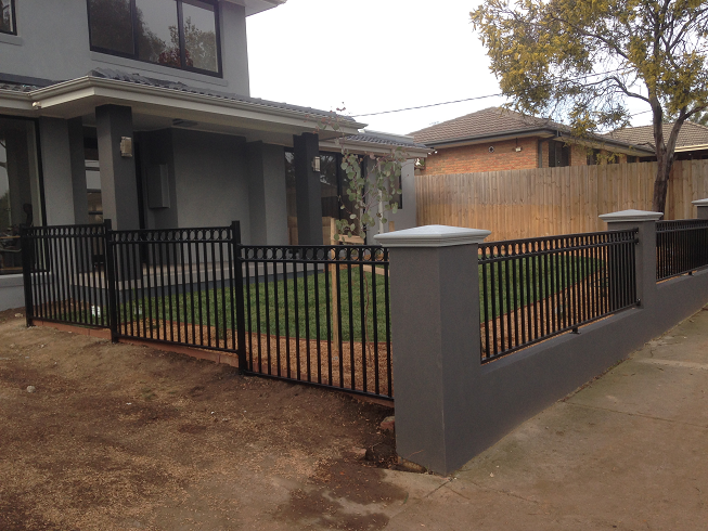 Adonai Steel Fence Work 10