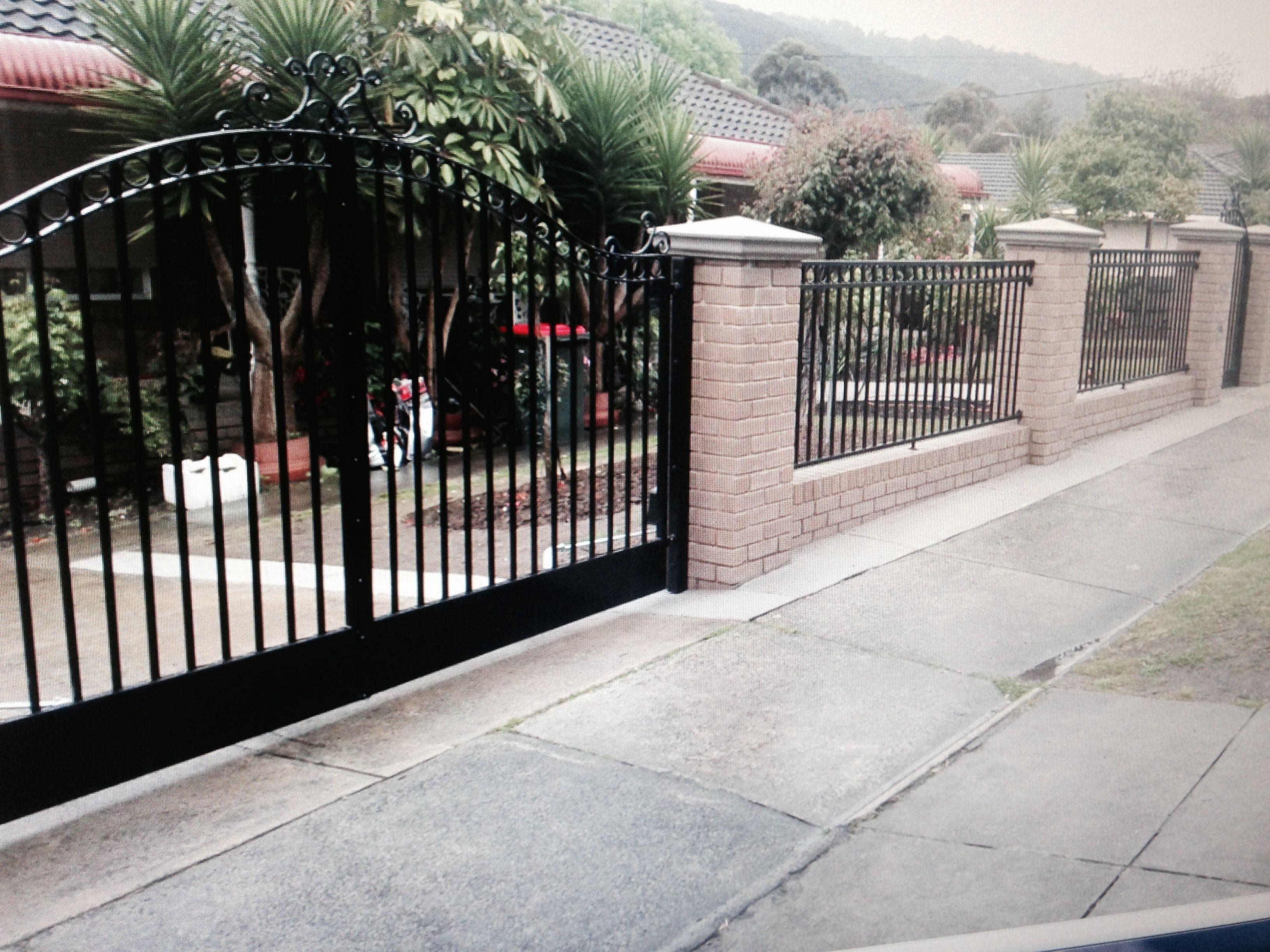 Adonai Steel Fence 10