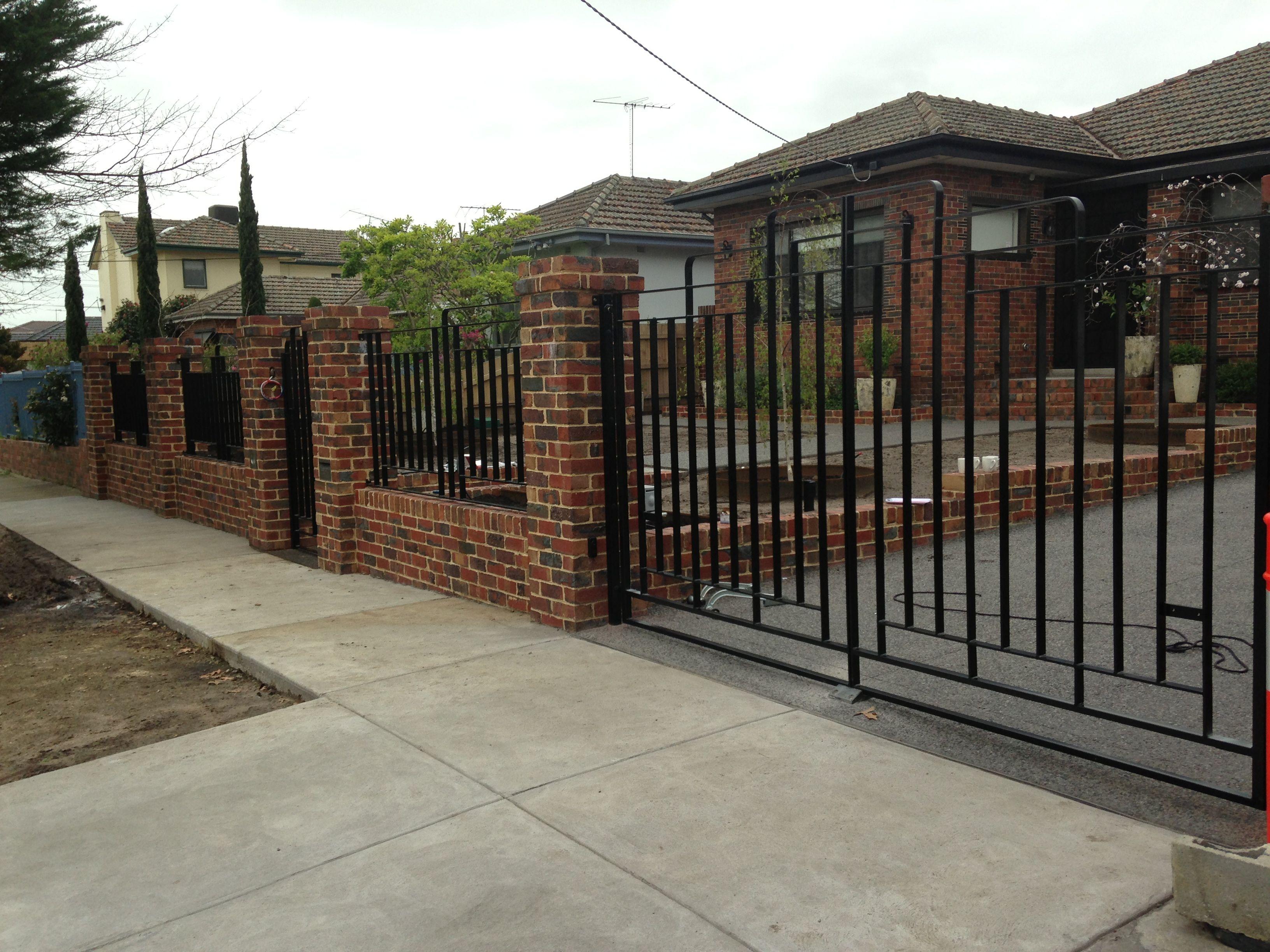 Adonai Steel Fence 13