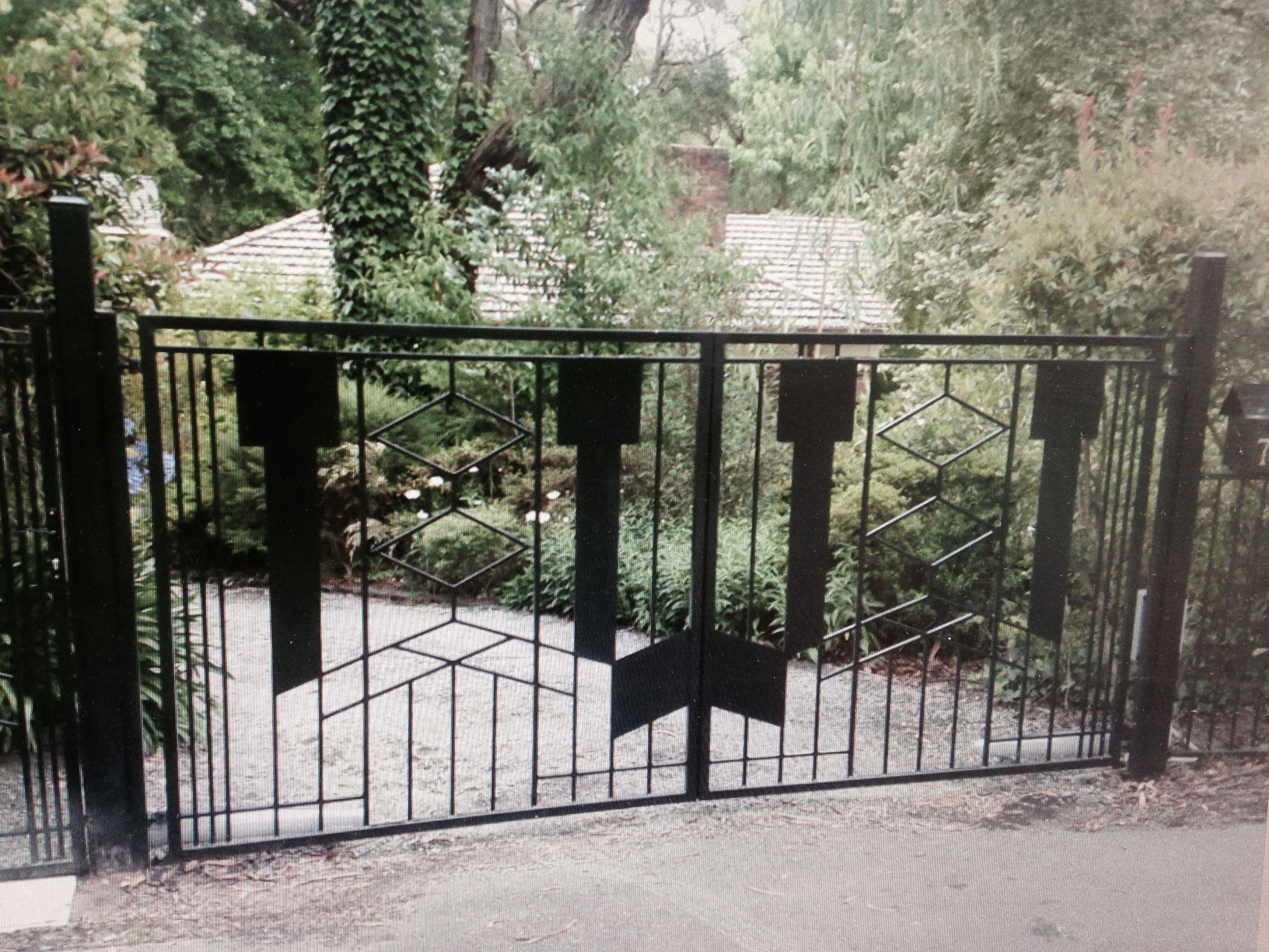 Adonai Steel Fence 5