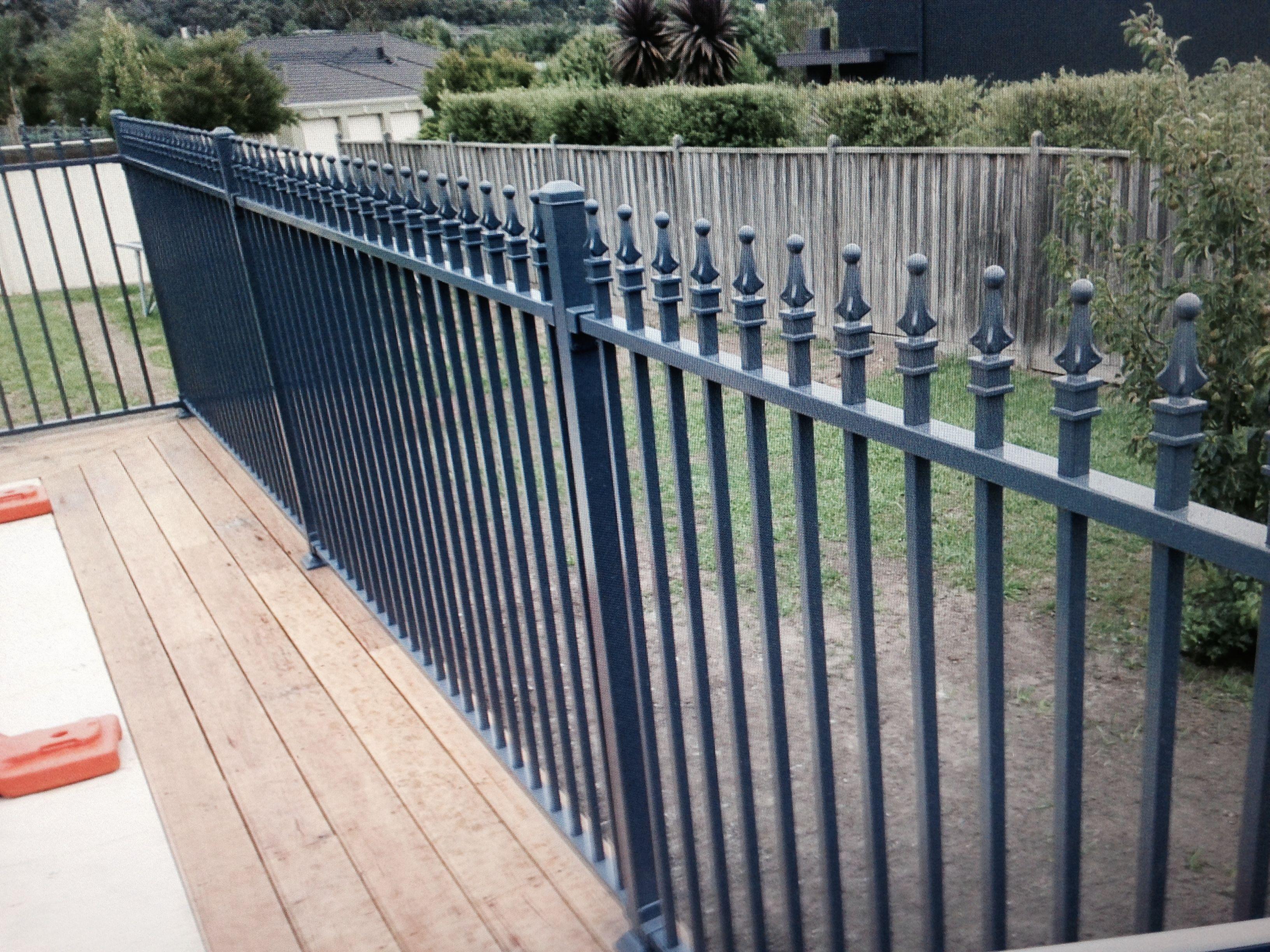 Adonai Steel Fence 19