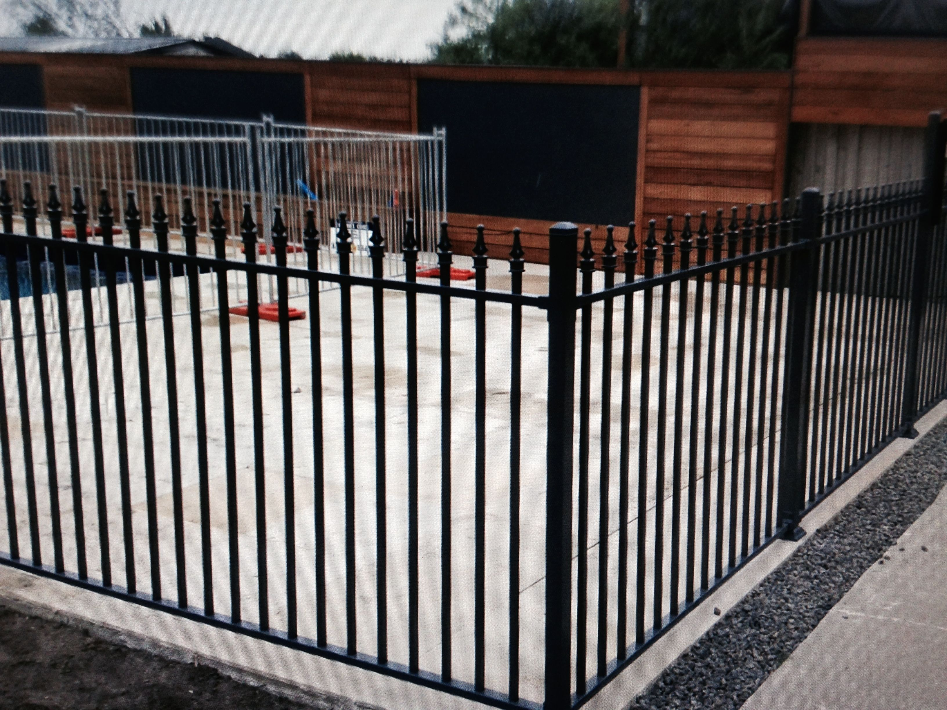 Adonai Steel Fence 7