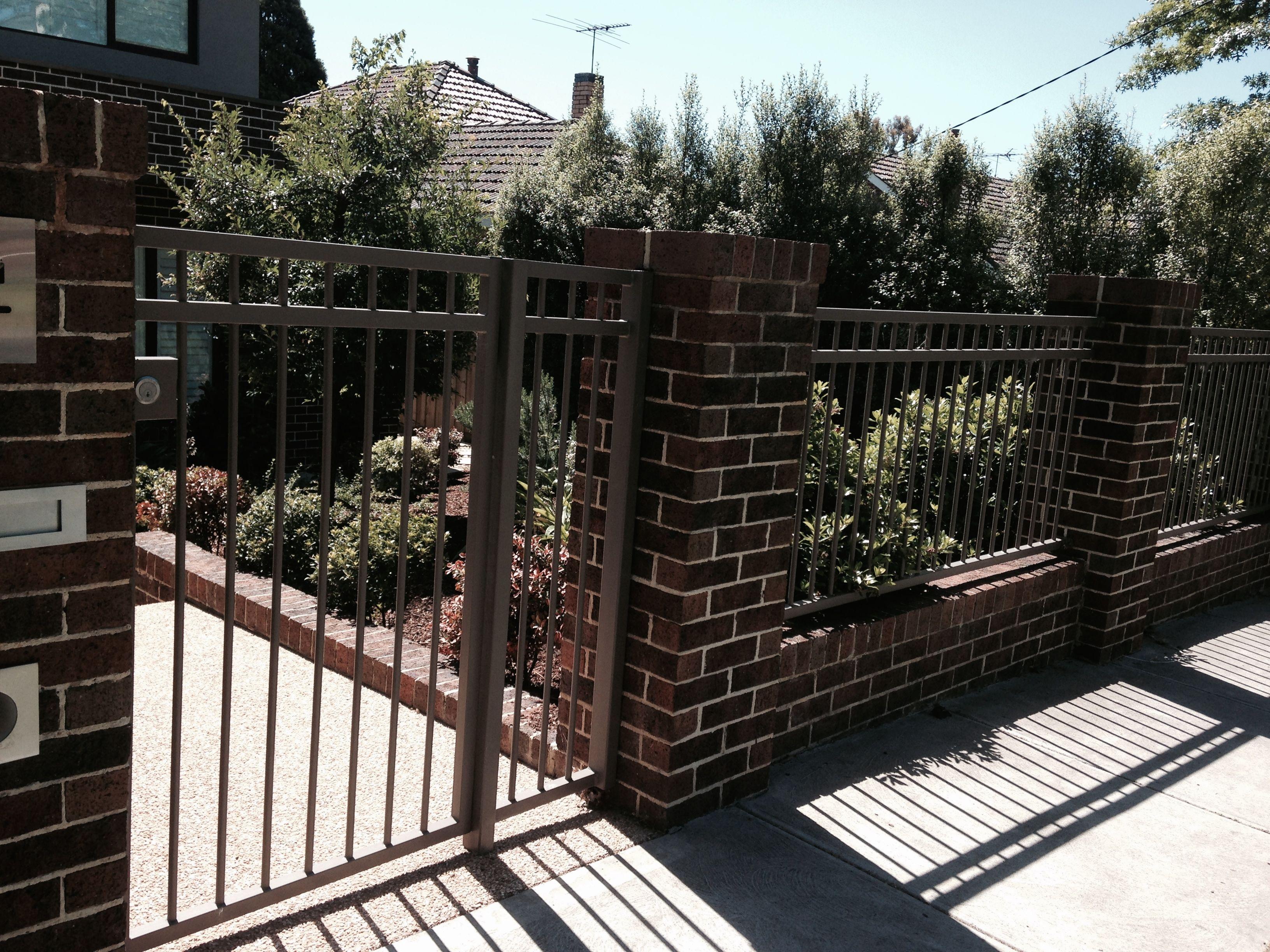Adonai Steel Fence 8