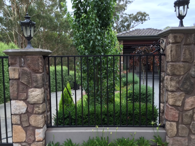 Adonai Steel Fence 30