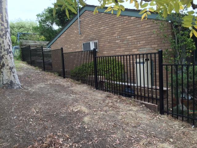 Adonai Steel Fence 25