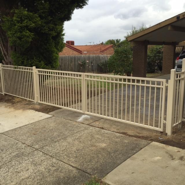 Adonai Steel Fence 16