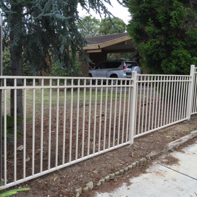 Adonai Steel Fence 17