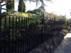 Adonai Steel Fence Work 26