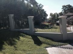 Adonai Steel Fence 2