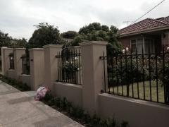 Adonai Steel Fence 9