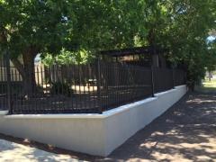 Adonai Steel Fence 34
