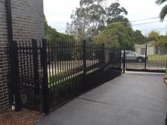 Adonai Steel Fence 26