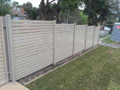 Adonai Steel Fence 36