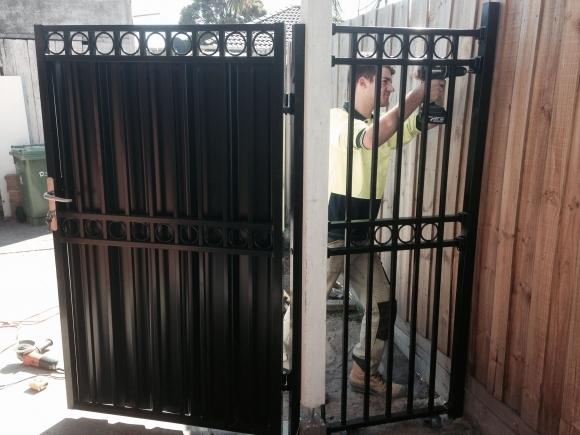 Adonai Steel Gate 15