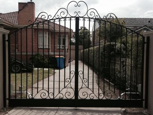 Adonai Steel Gate 7