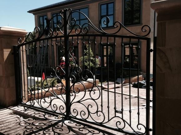 Adonai Steel Gate 9