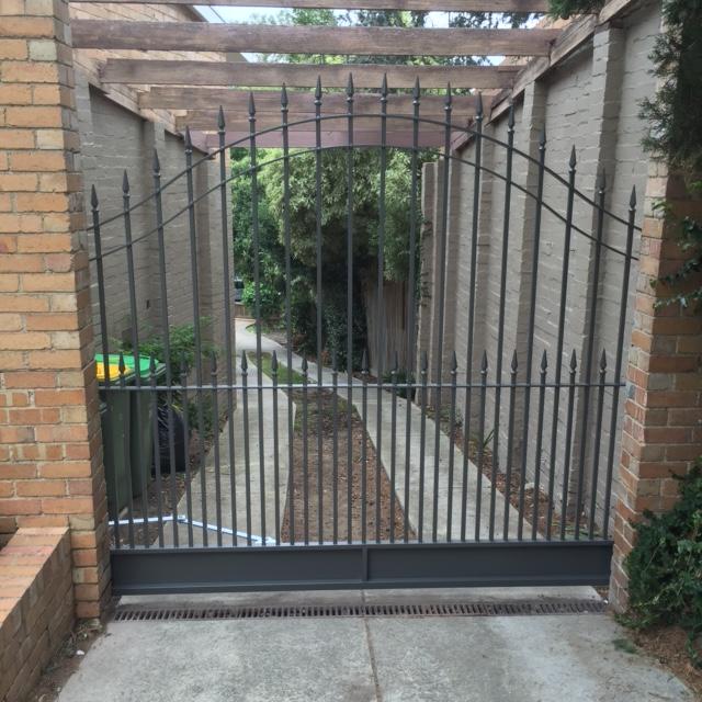 Adonai Steel Gate 33