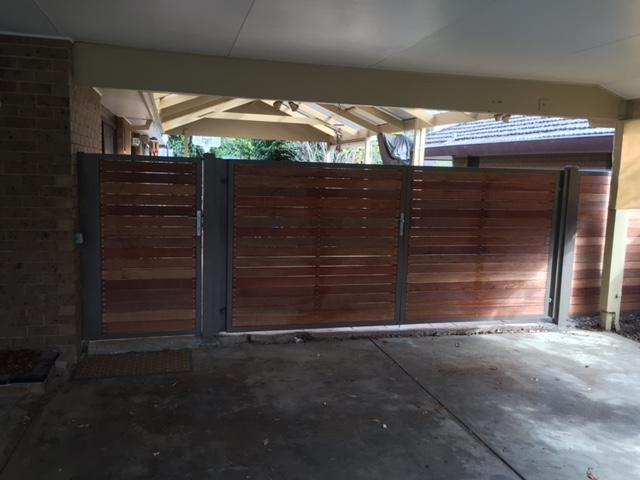 Adonai Steel Gate 24