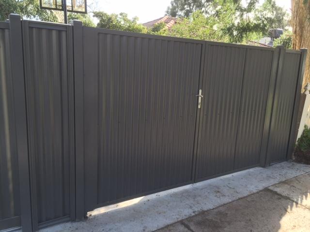 Adonai Steel Gate 60