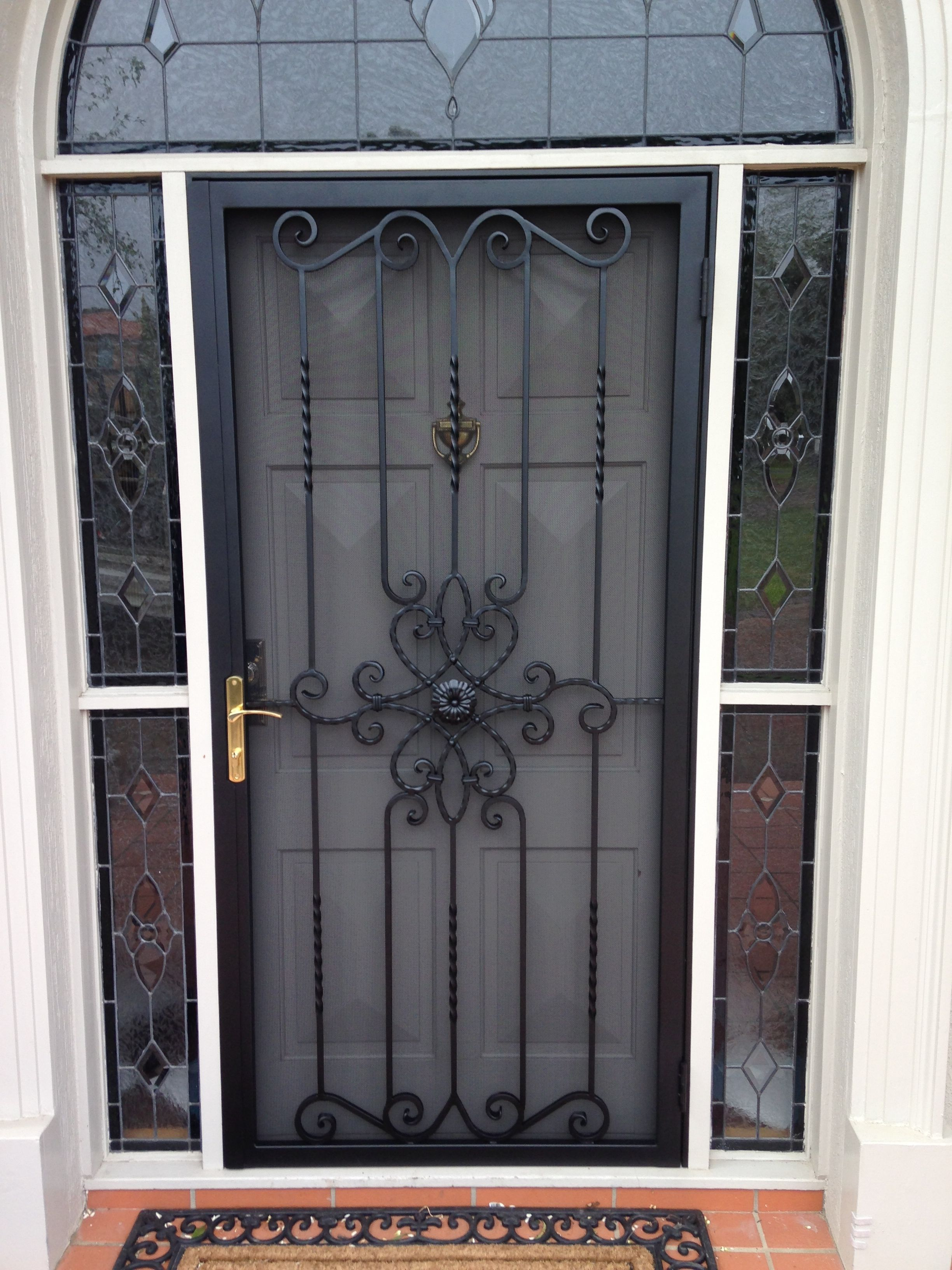 Steel Security Doors : Steel security doors croydon melbourne east