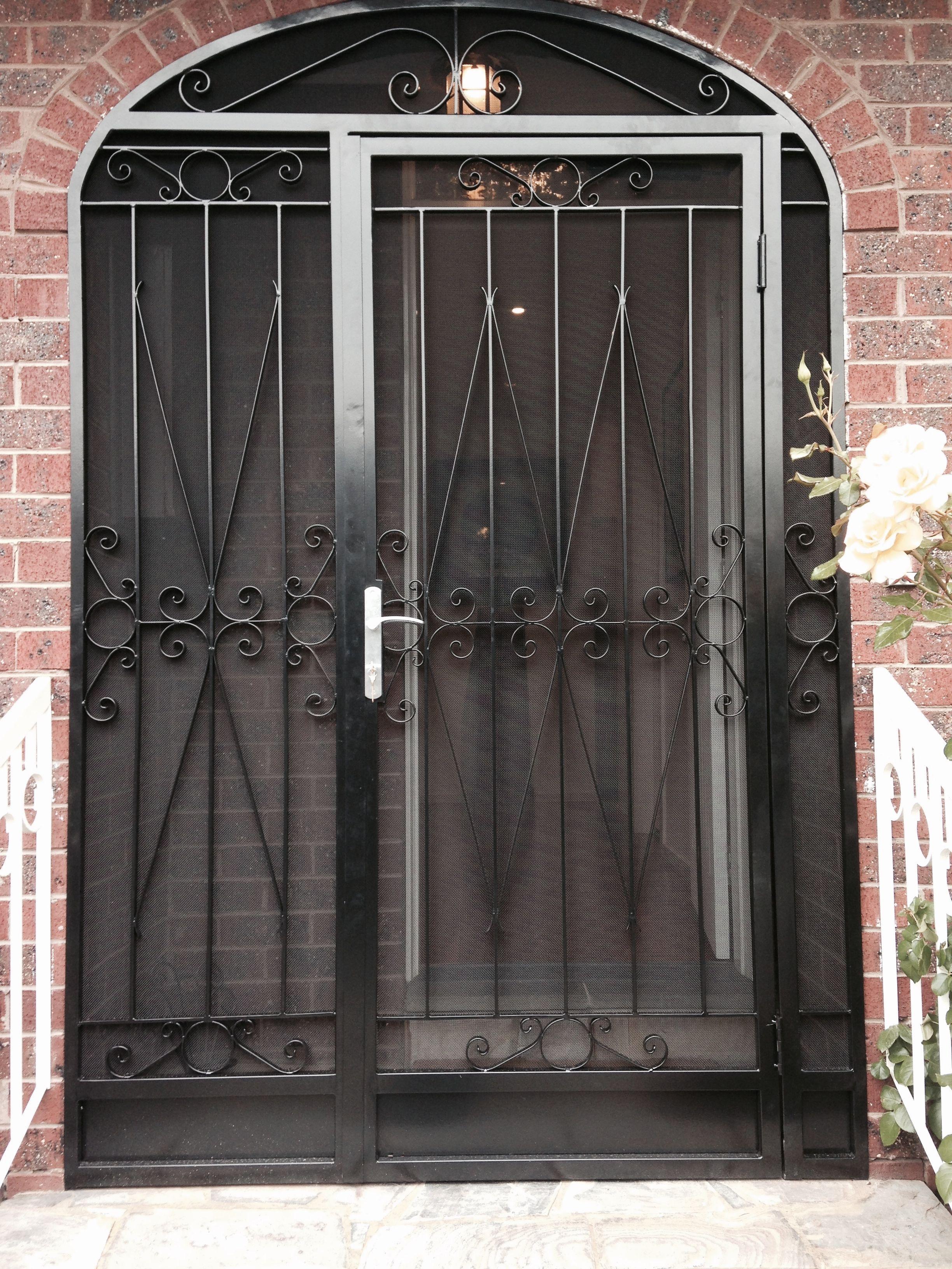 Adonai Steel Security Door 3