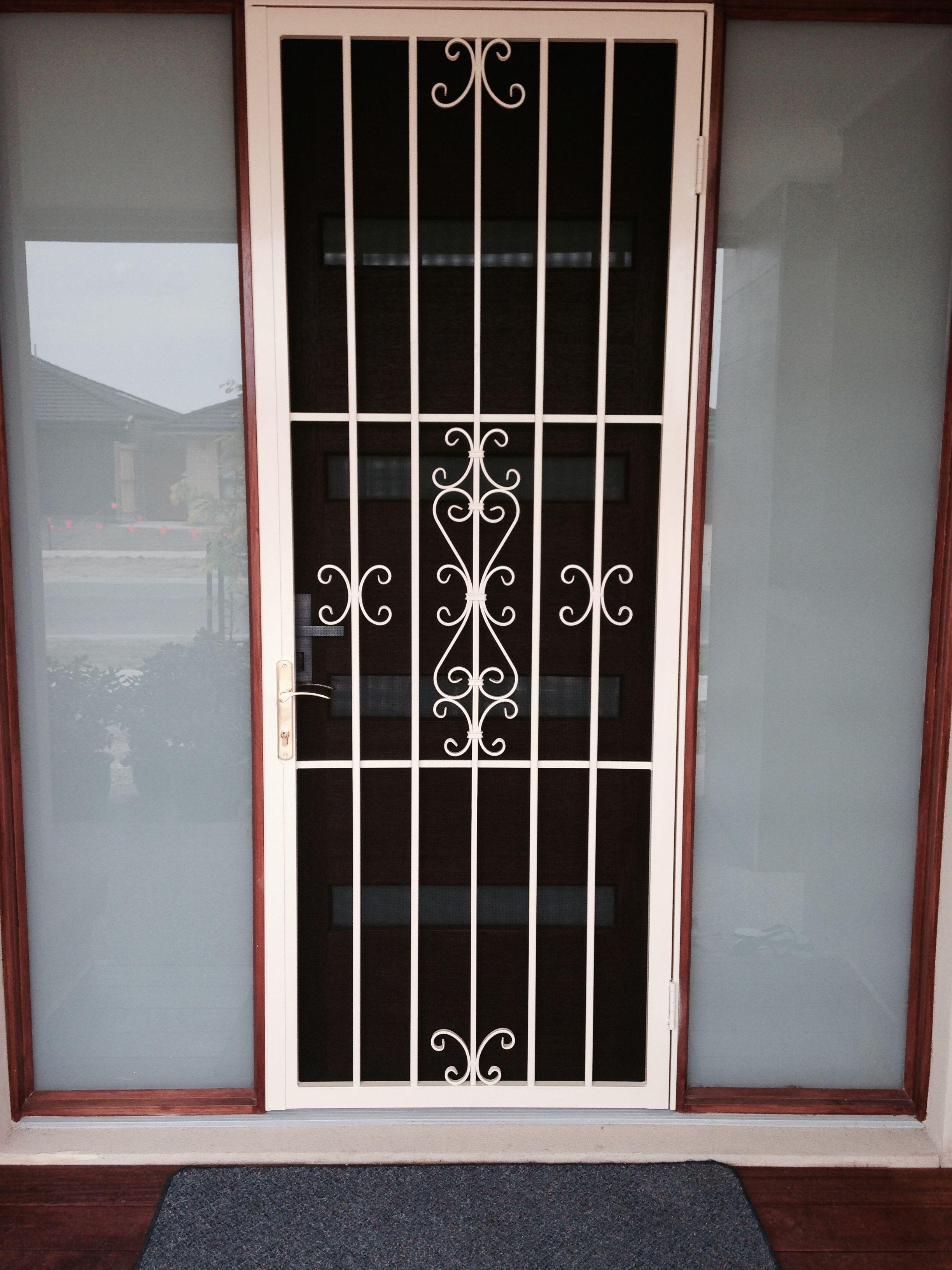 Adonai Steel Security Door 4