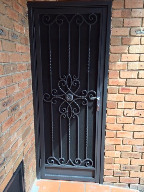 Adonai Steel Security Door 18