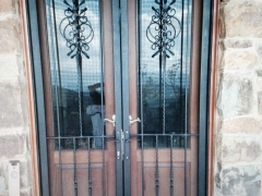 Adonai Steel Security Door 6